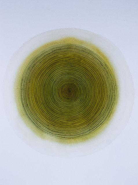 'Spiral - Green'