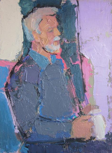 'Portrait I.K'