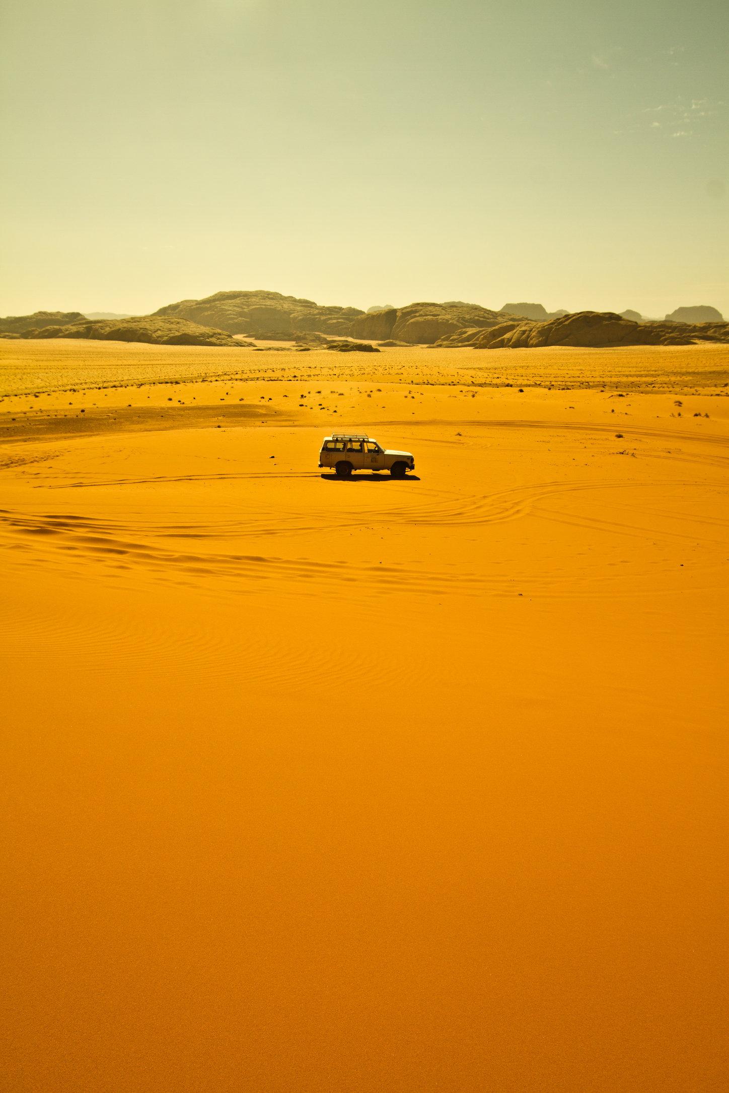 Wadi Rum, Jordan. 2012.