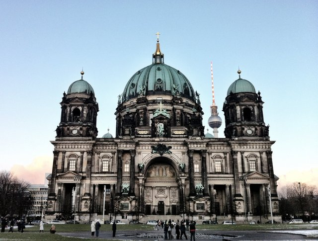#berlin - dom