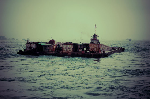 Barge About