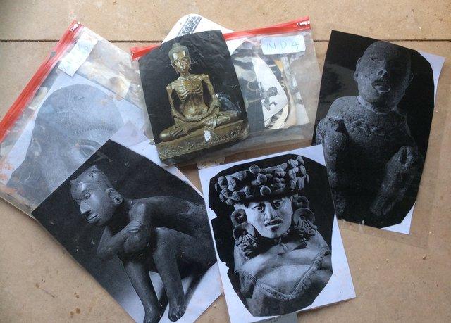 some folders