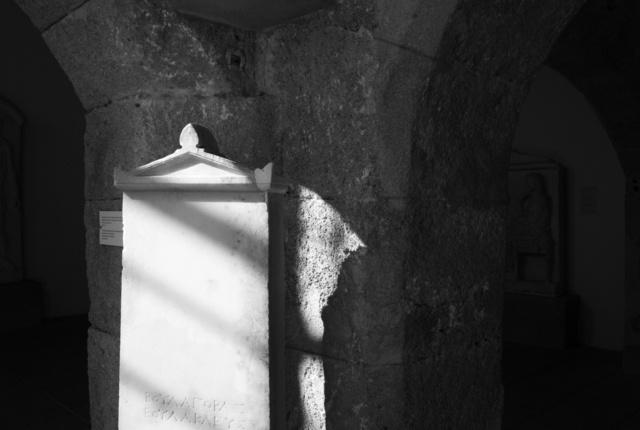 Ancient Greek Grave Stone