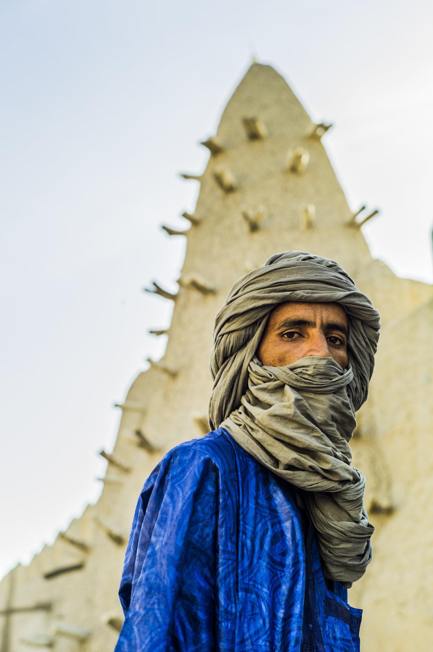 Timbuktu, Mali. 2014.