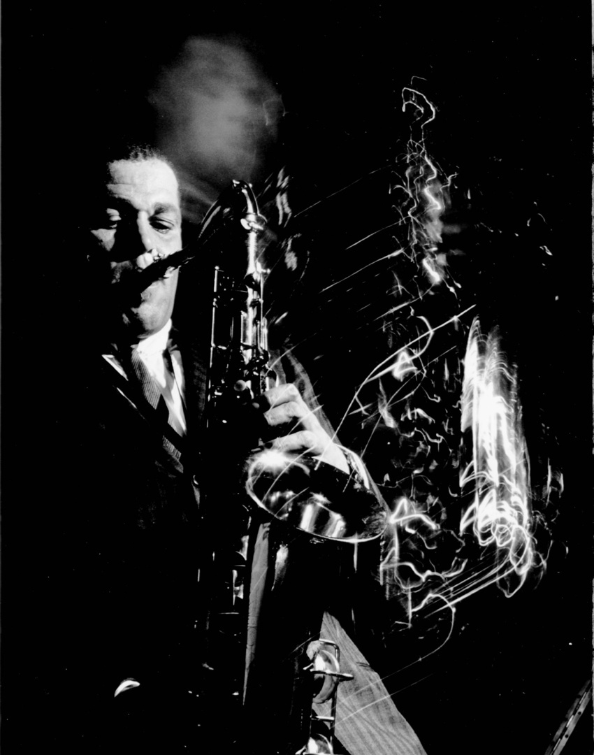 Dexter Gordon, Ronnie Scotts, London, 1962