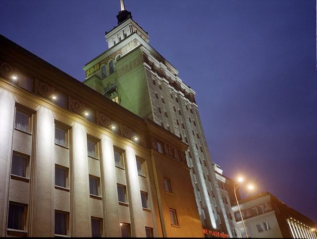 Hotel International/Socialisticky realismus