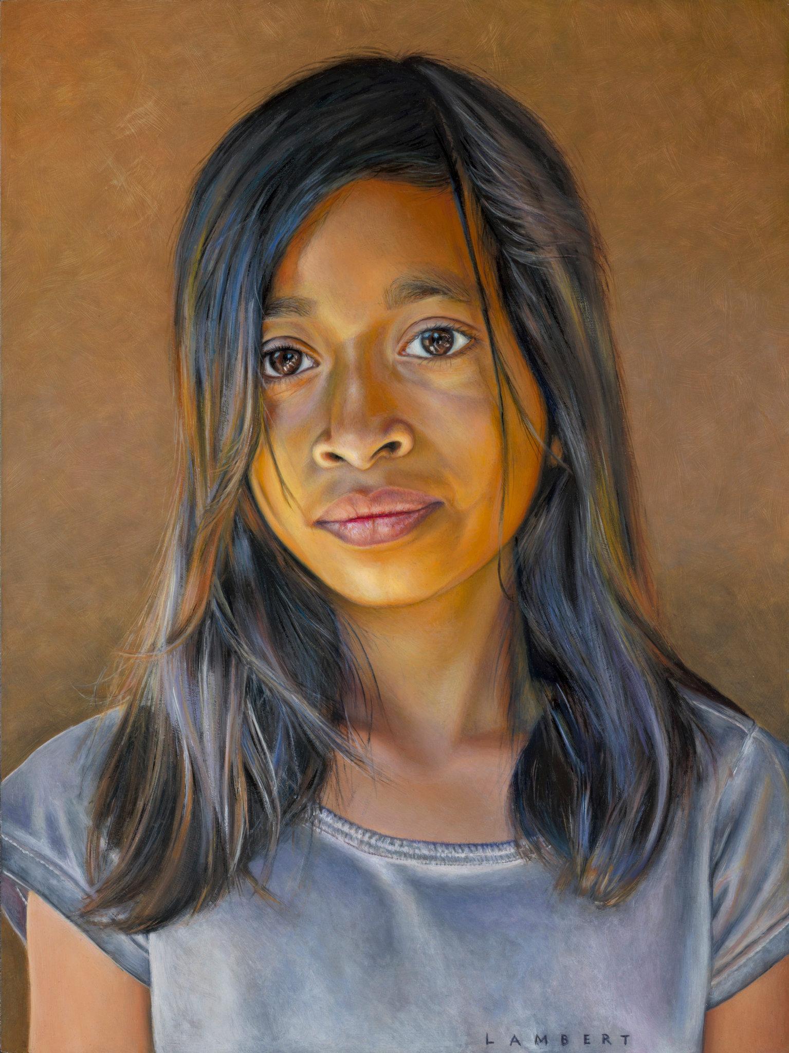 Isabel ('Little Miss Sunshine'), 2014