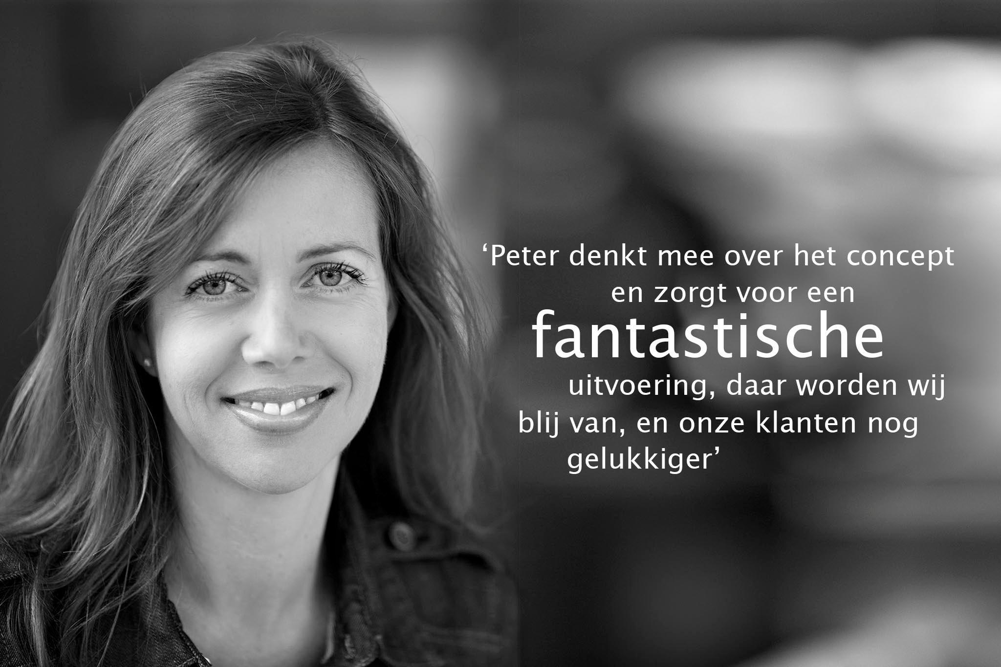 Angelique Kamerling werkt bij Scripta communicaties