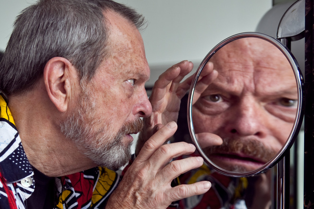 terry gilliam, actor and director