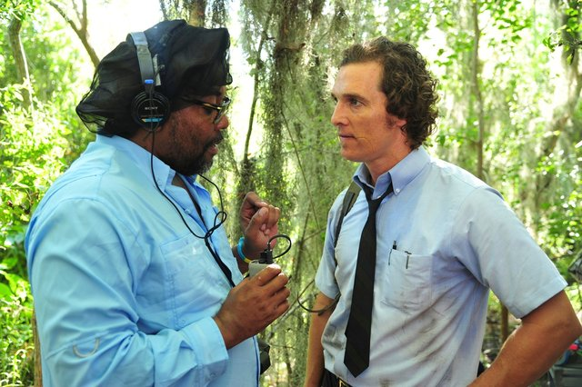 Director Lee Daniels & Matthew McConaughey