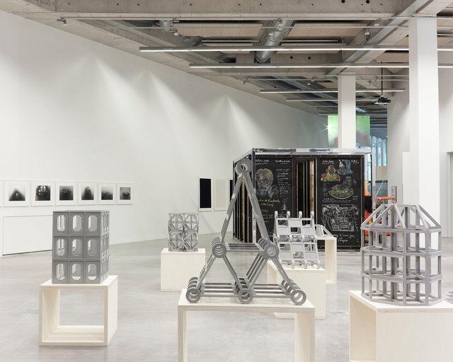 La Fabrique des possibles, FRAC PACA,  Marseille, 2013