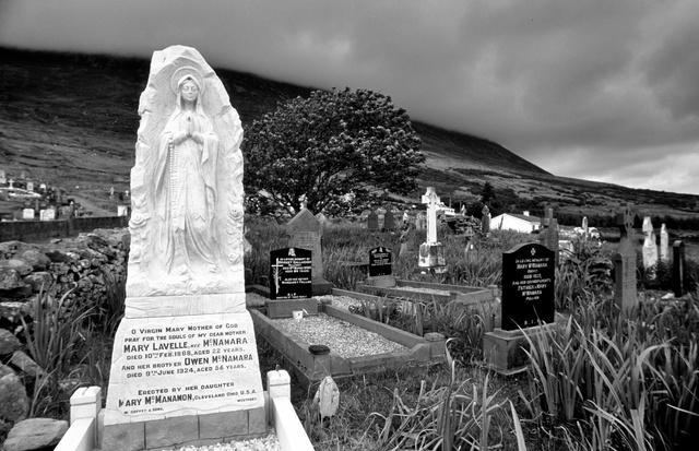 Achill Island,2003