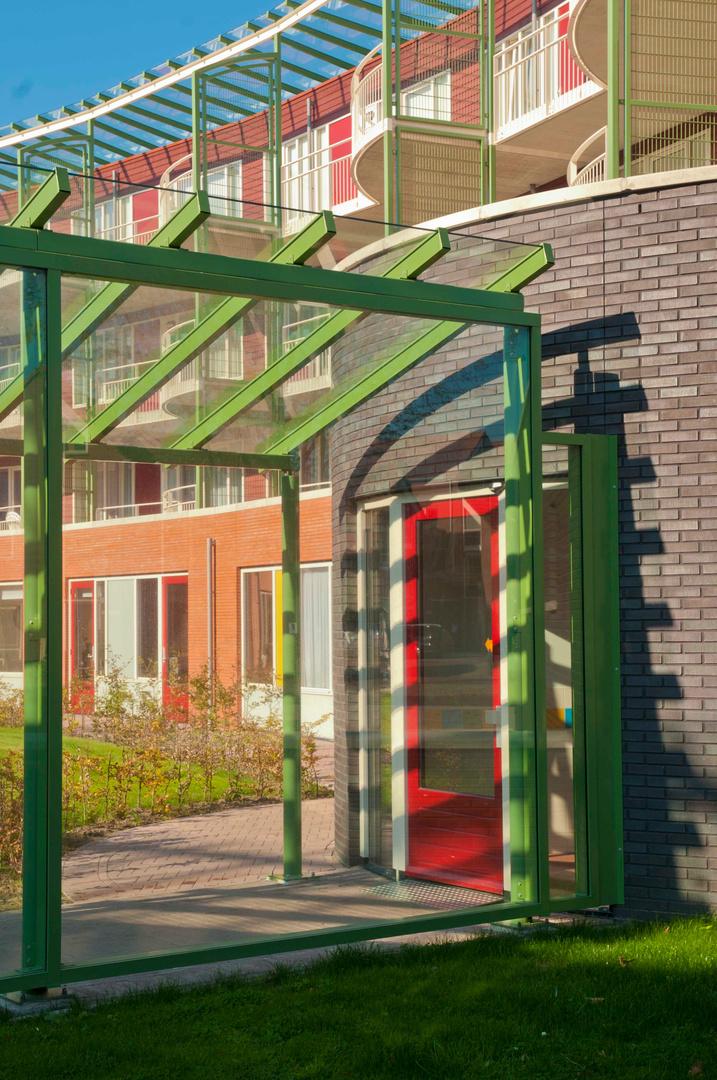 Integratie meervoudig gehandicapten in Loosduinen.