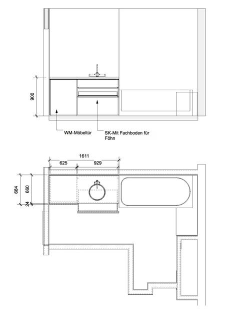 THF Berlin | Entwurf für Privatkunden