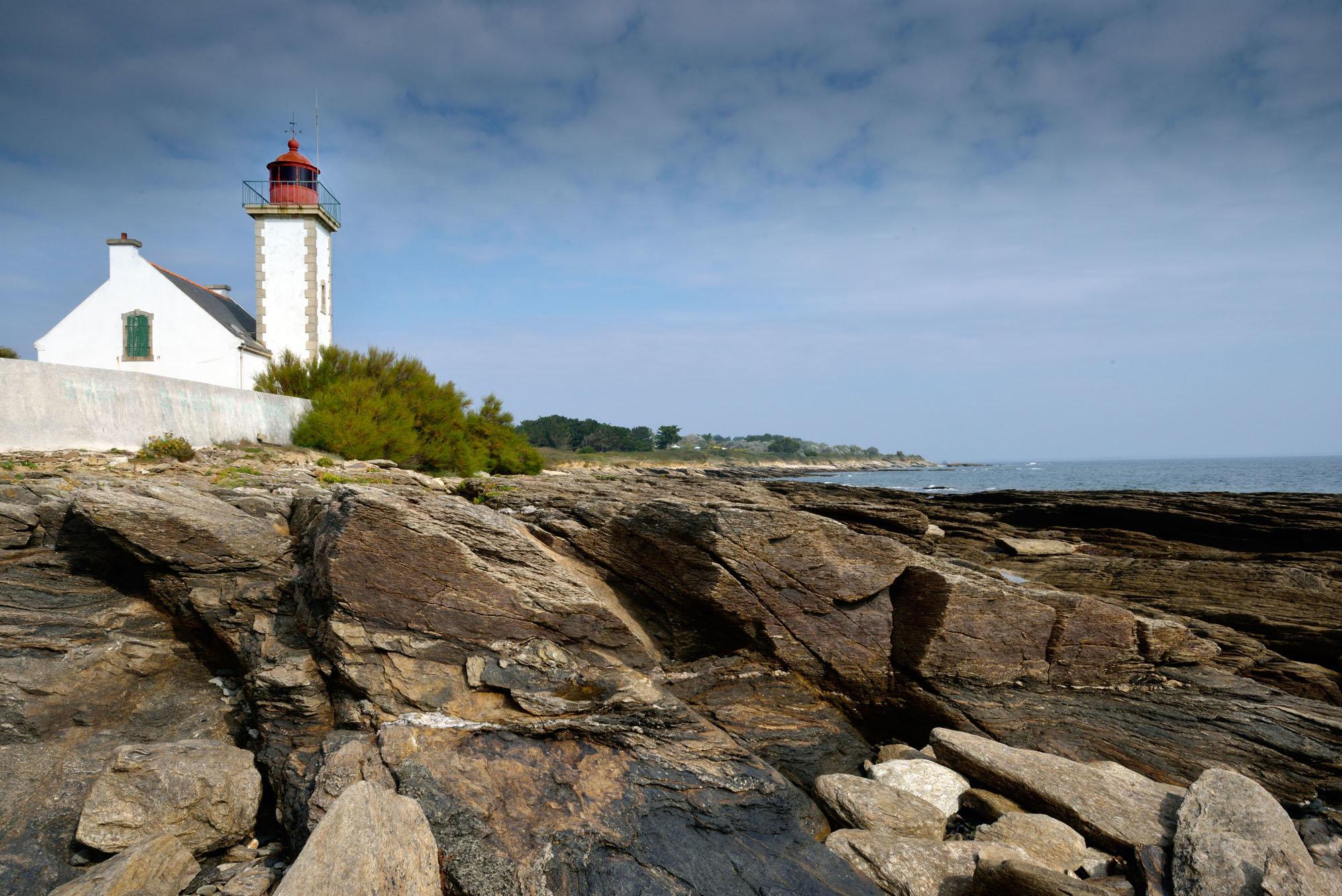 Île de Groix, Pointe des Chats