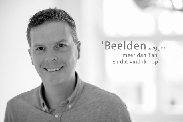 Paul Top is eigenaar van Paul Top Vormgeving & DTP