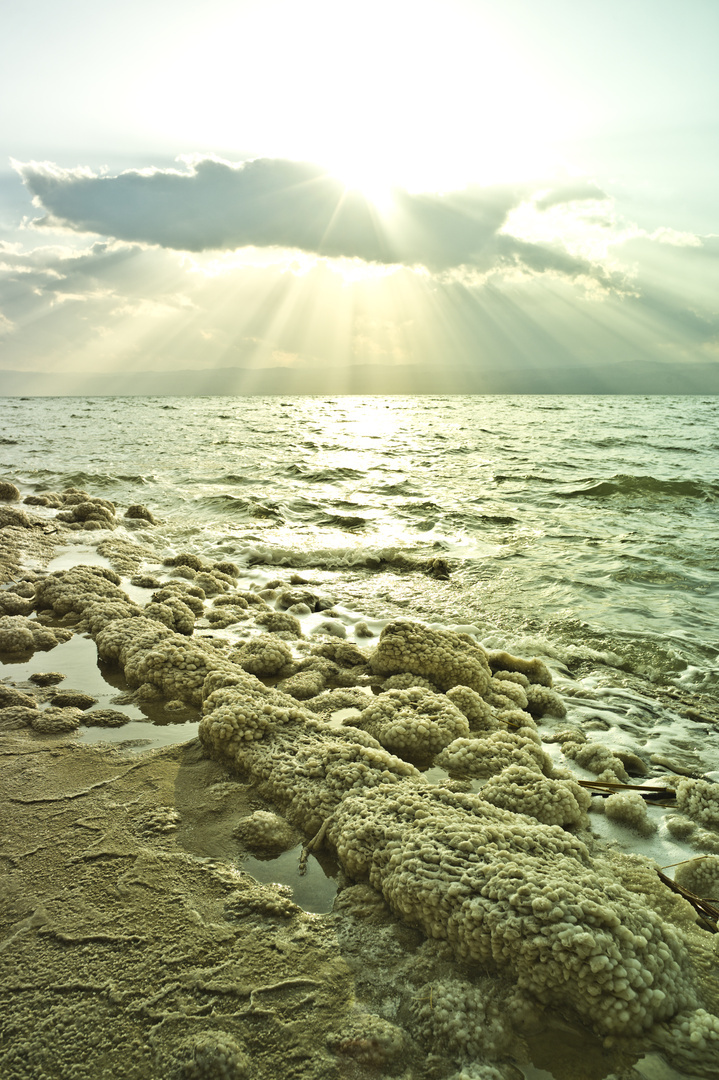 Dead Sea, Jordan. 2012.