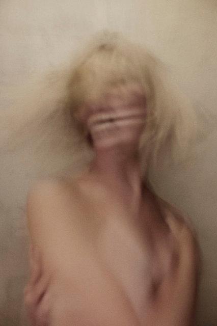 Creep, Sylvius I, 2012, 120x80cm