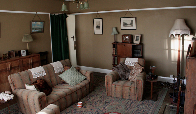 Susan's Living Room