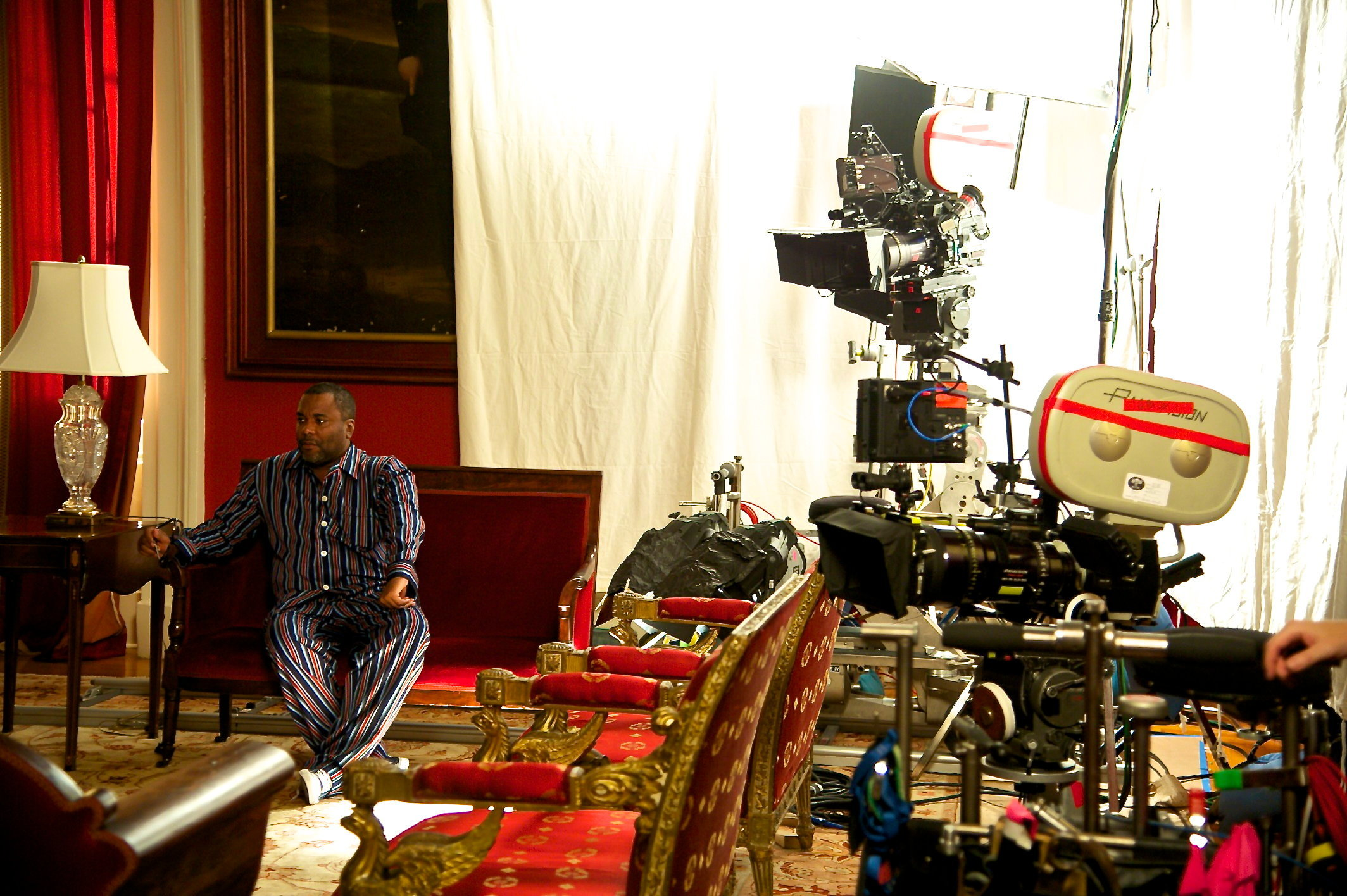 Director Lee Daniels - THE BUTLER