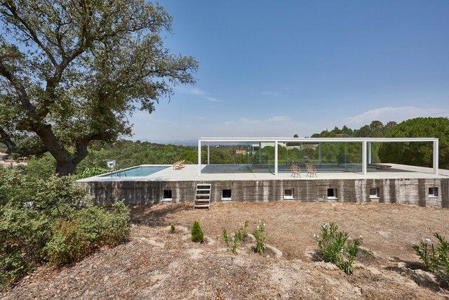 Casa de Blas by Albero Campo Baeza