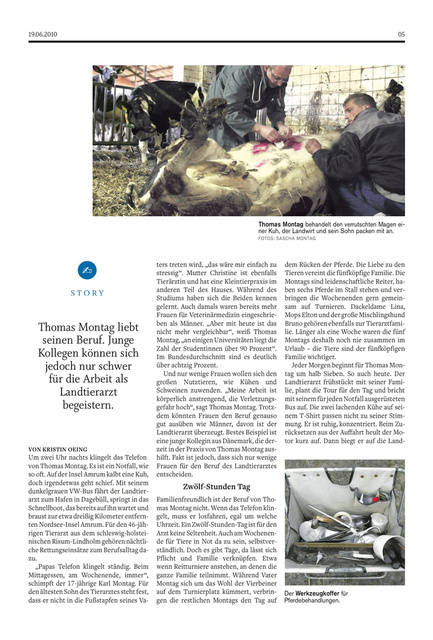 Schleswig Holstein Journal 19.06.2010