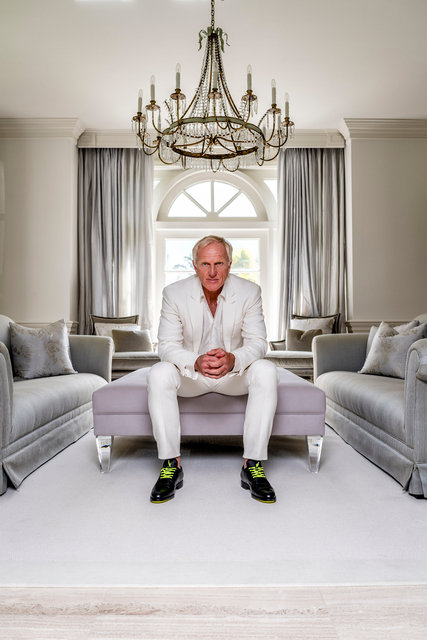 Greg Norman July 2019 Hauteliving