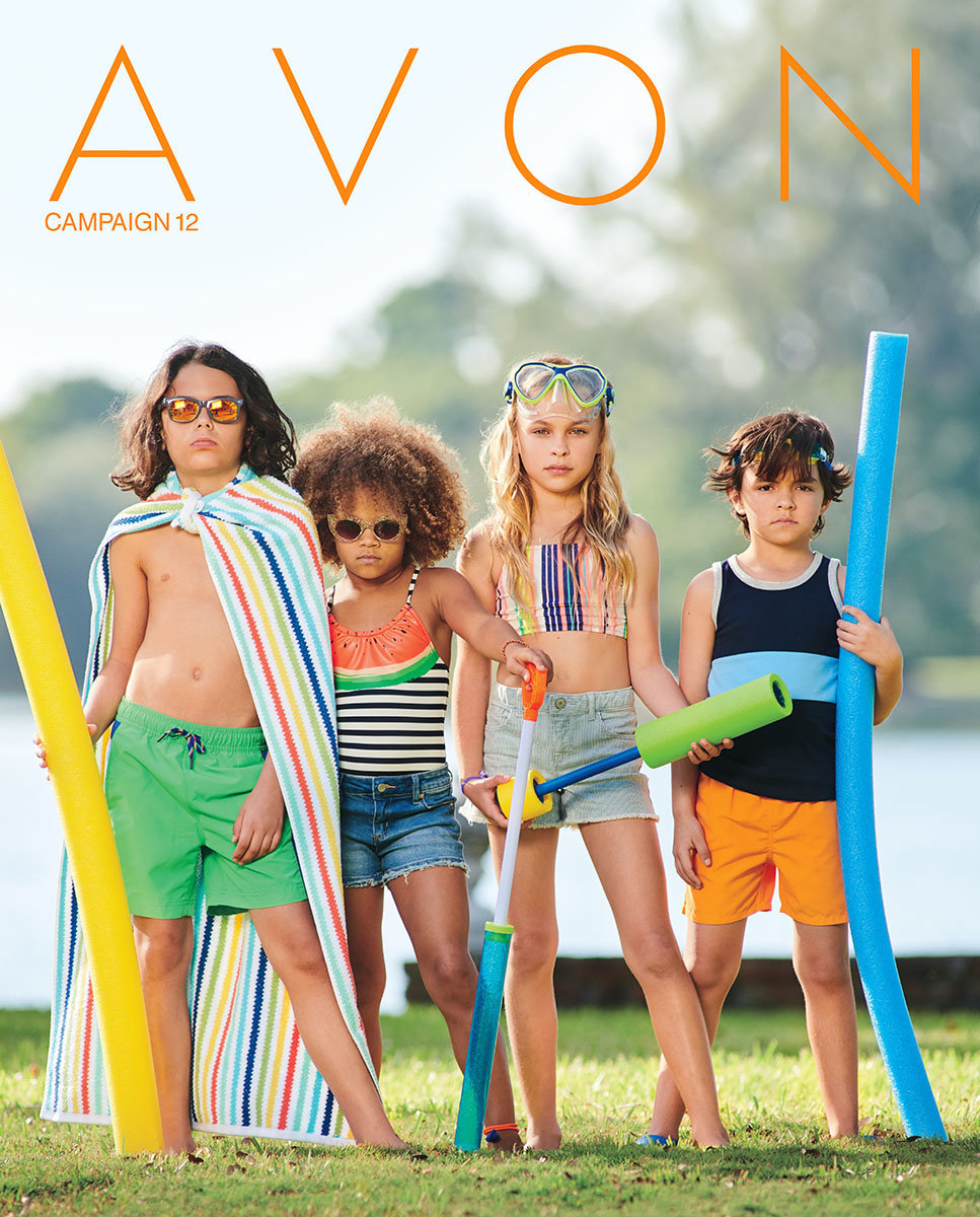 Avon Summer 2018 Shot by Daymion Mardel