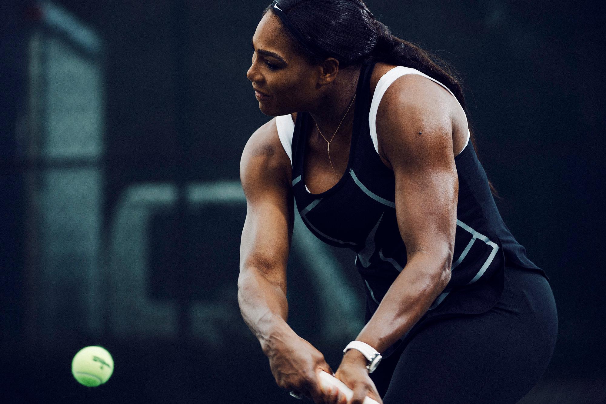 Nike 2016 Serena Williams