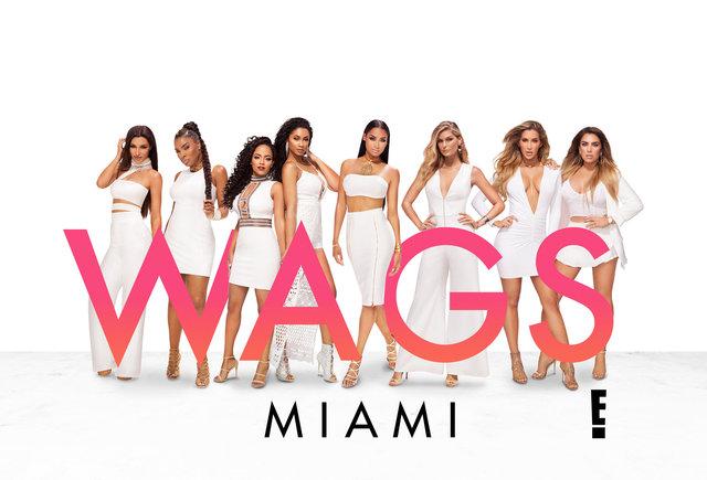 E! WAGS Season 2 2017