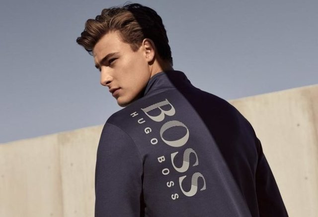 HUGO BOSS 2018 SHOT BY MARTIEN MULDER