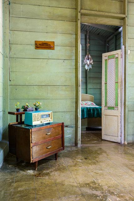 Esszimmer in Regla - Kuba