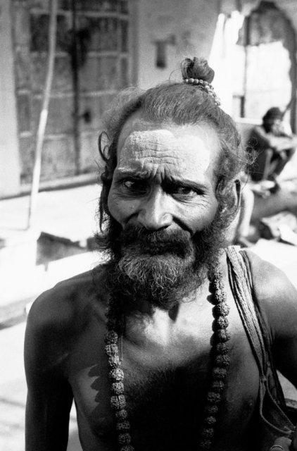 india - saddhu
