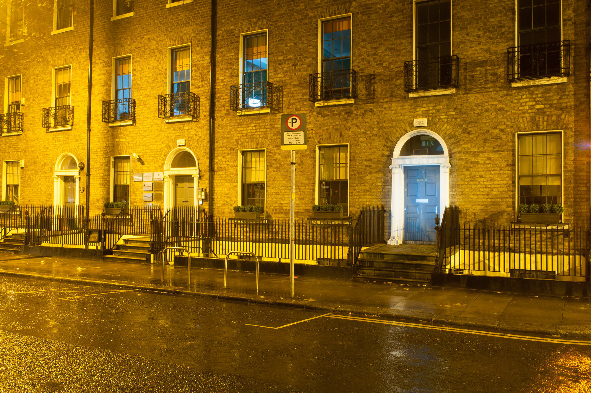 119 Lower Baggot Street: