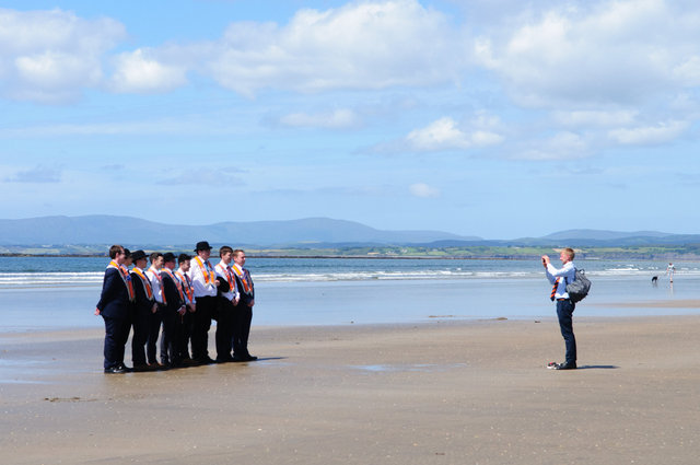 2019 Orange March, Rossnowlagh, Co Donegal
