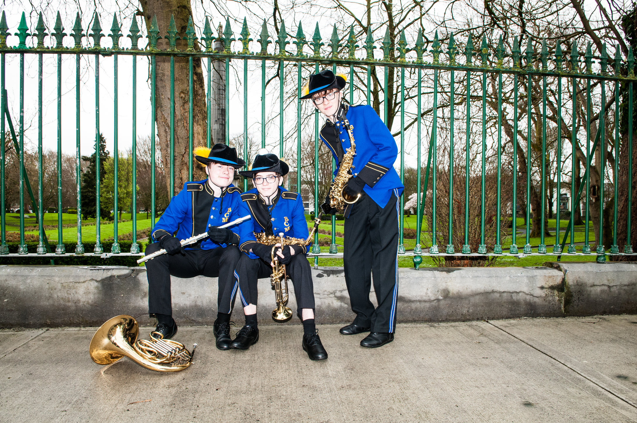 Brass Section, Banna Chluain Meala