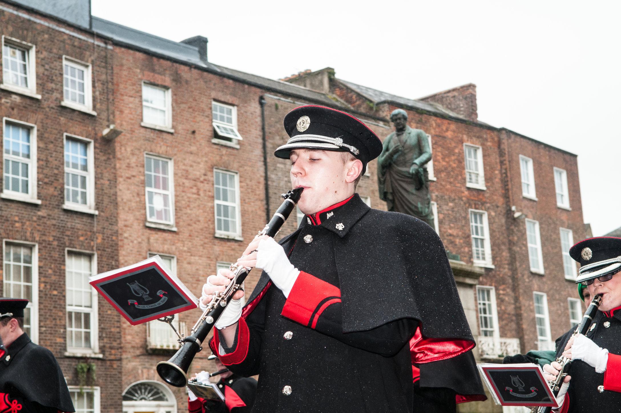 Army Band, 1 Brigade
