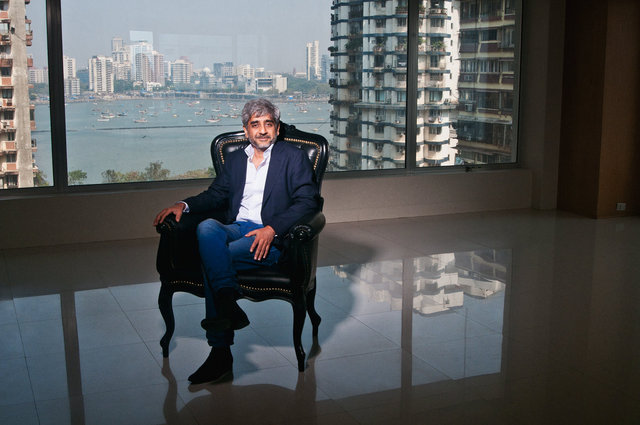 Darshan Mehta,  CEO - Reliance  Brands                     Fortune India Magazine