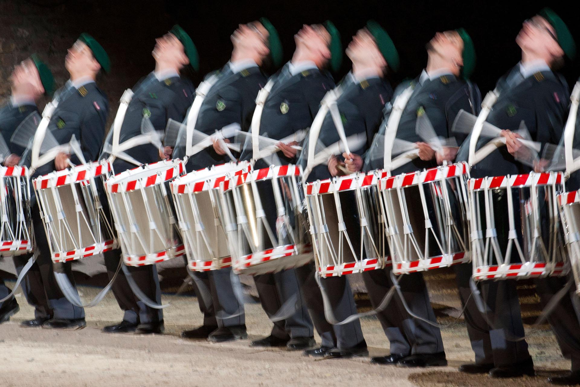 Aventicum Musical Parade - Avenches - 2010