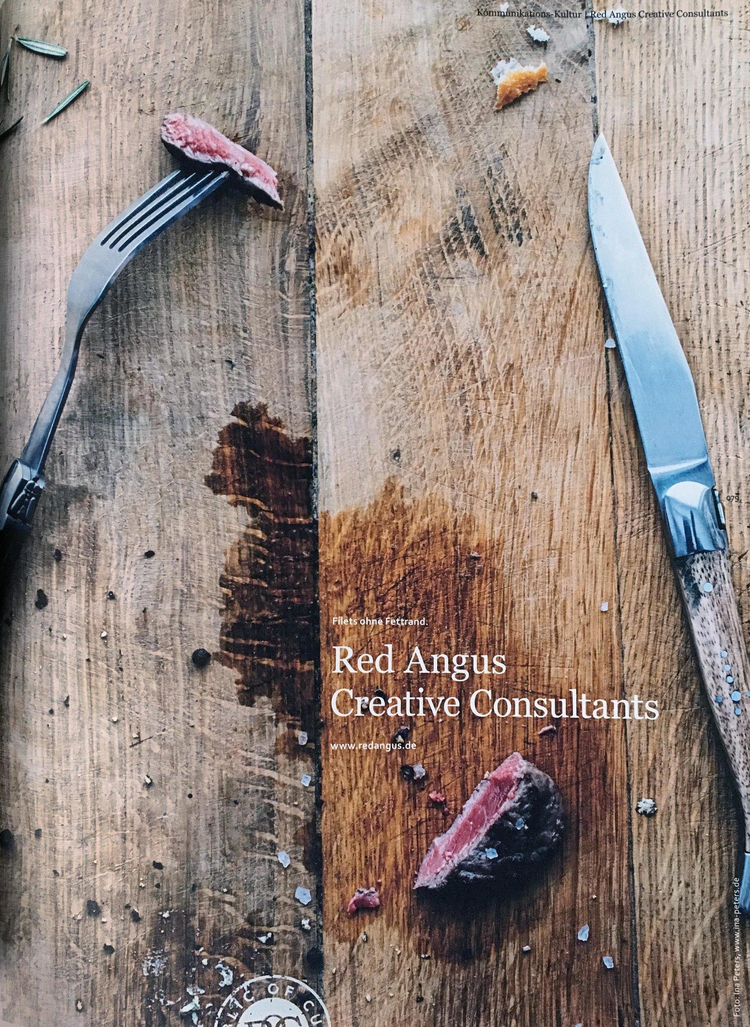 Red Angus - Lust auf gut
