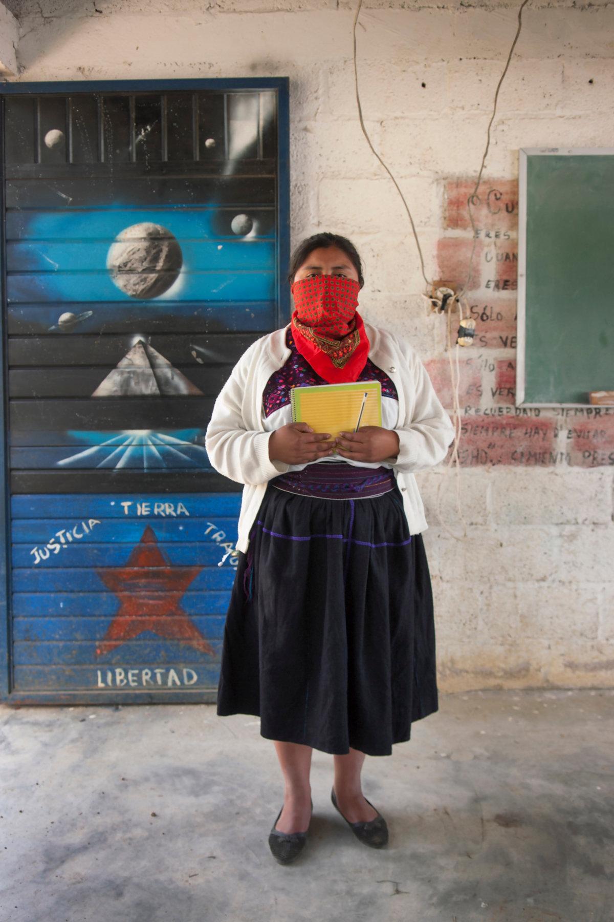 Maestra Zapatista SOLD