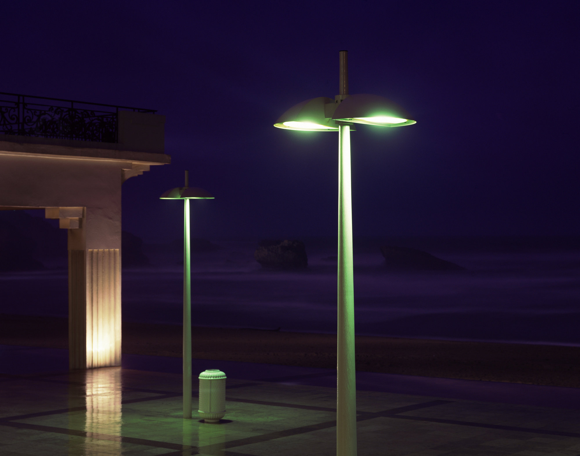 Eclectec Lighting, Biarritz