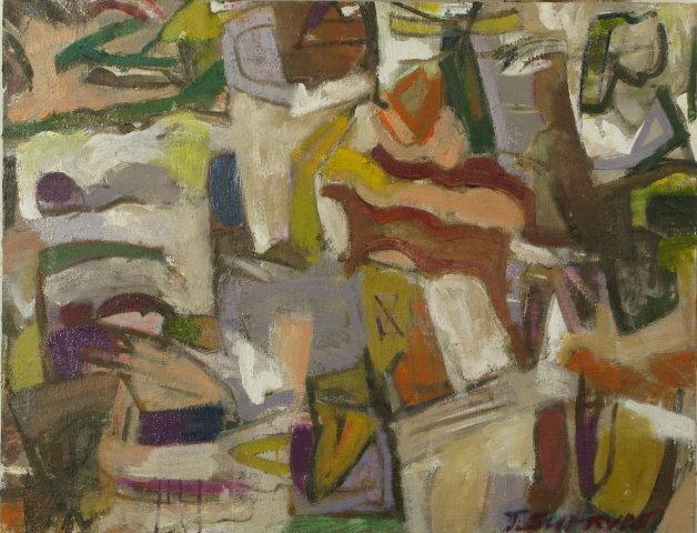 Abstrakcja1 120x80 olej płótno