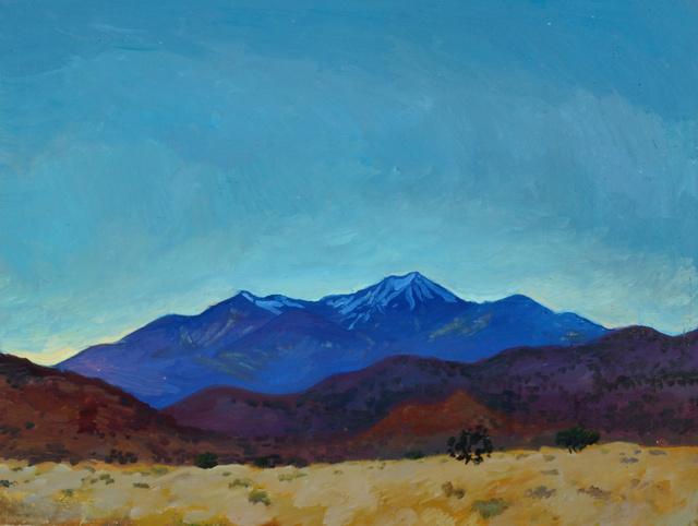 """Flagstaff, AZ, 23 x 29"""""""