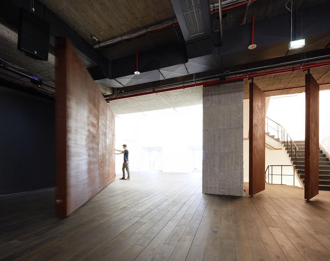 RESONANZRAUM HAMBURG for Prof. Friedrich + Partner Architects