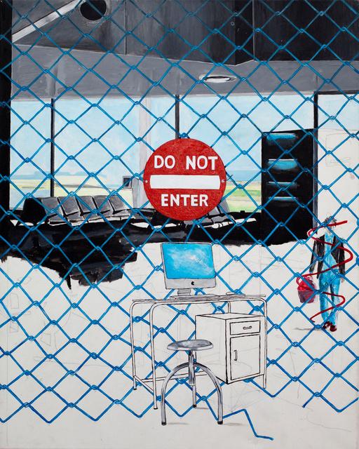 Do not Enter (YBBOR49 2010-2011)