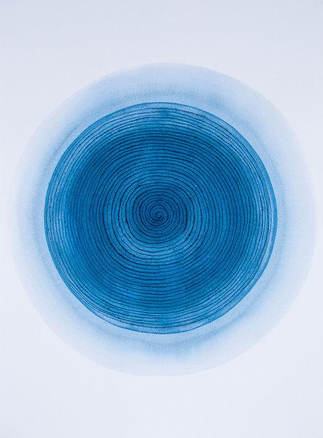 'Spiral - Blue'