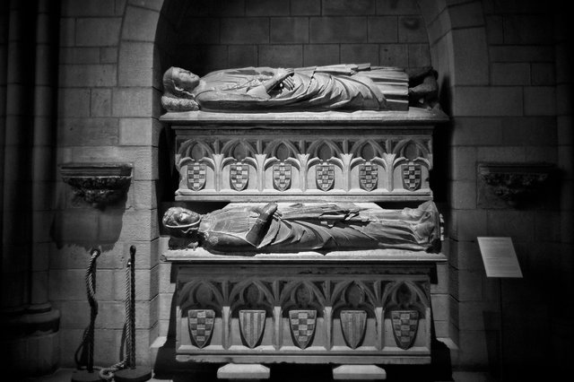 Burial Chapel, Cloisters NYC