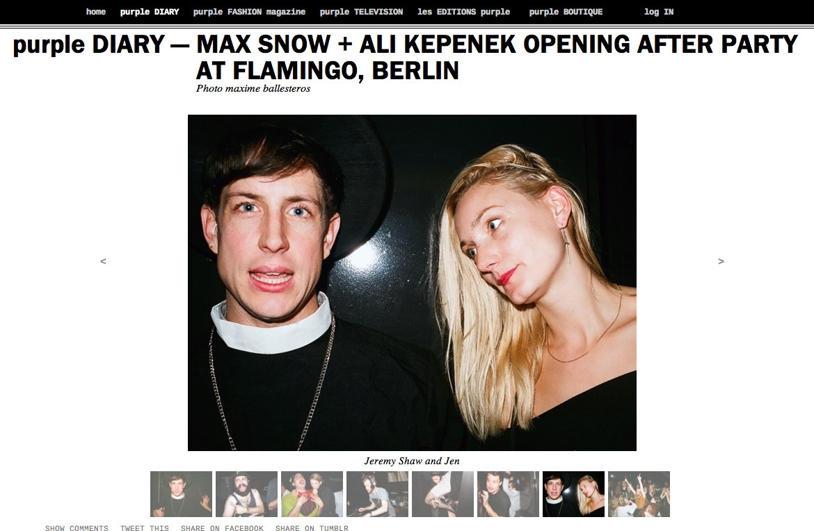 purple DIARY   MAX SNOW   ALI KEPENEK OPENING AFTER PARTY AT FLAMINGO  BERLIN.png