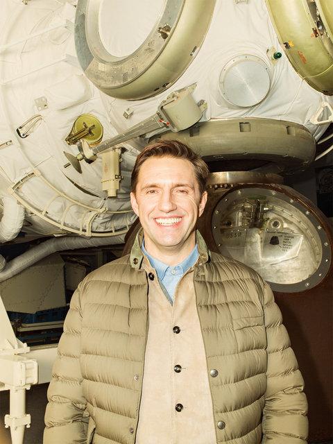 Vladimir Vdovichenkov for Esquire